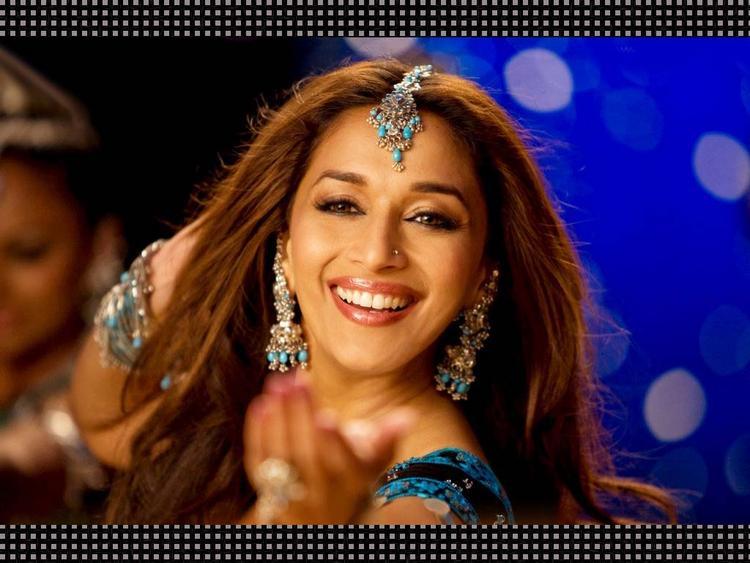 Dancing Expert Madhuri Dixit Gorgeous Pic
