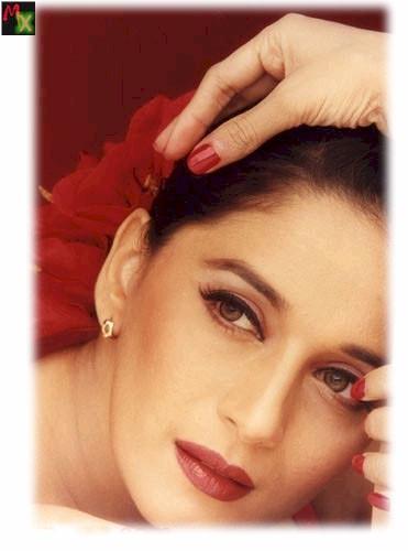 Madhuri Dixit Beautiful Eyes Look