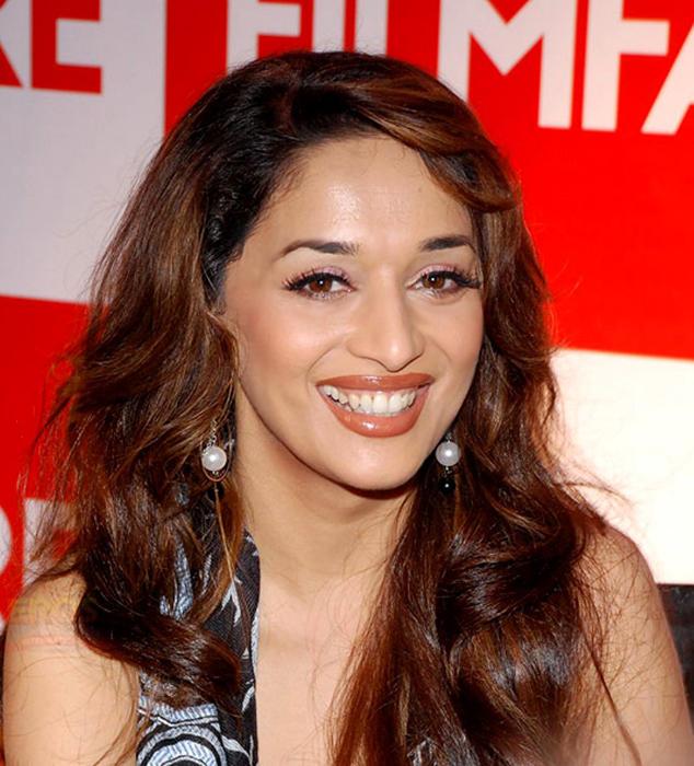 Madhuri Dixit Gorgeous Smile Pic