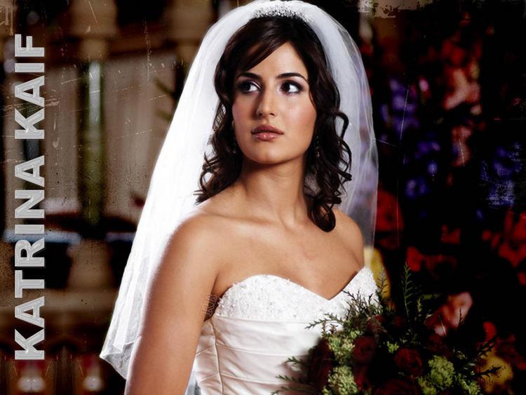 Katrina Kaif Bridal Look Wallpaper