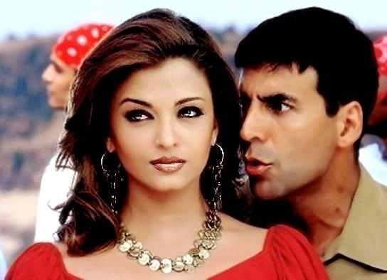 Akshay and Ash in Khakee