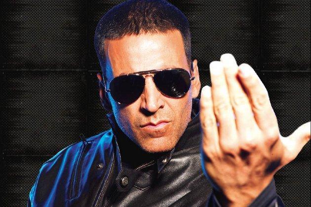 Akshay Kumar Hot Stylist Still