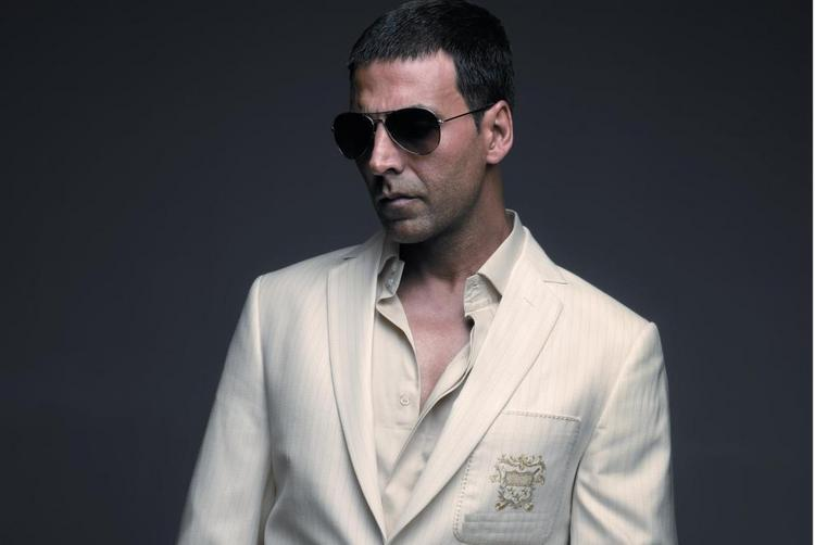 Akshay Kumar Latest Stylist Pic