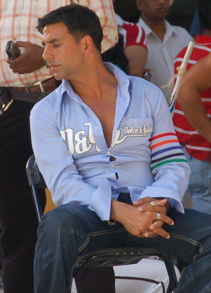 Bollywood Heartthrob Akshay Kumar Photo
