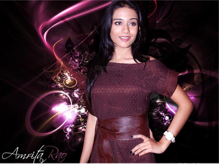 Amrita Rao Glamour Wallpaper