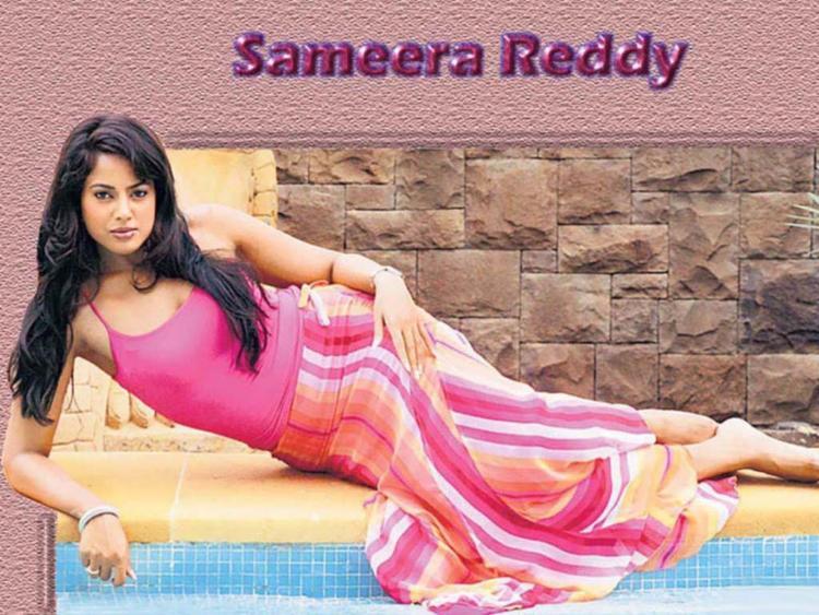Bollywood Masala Actress Sameera Reddy