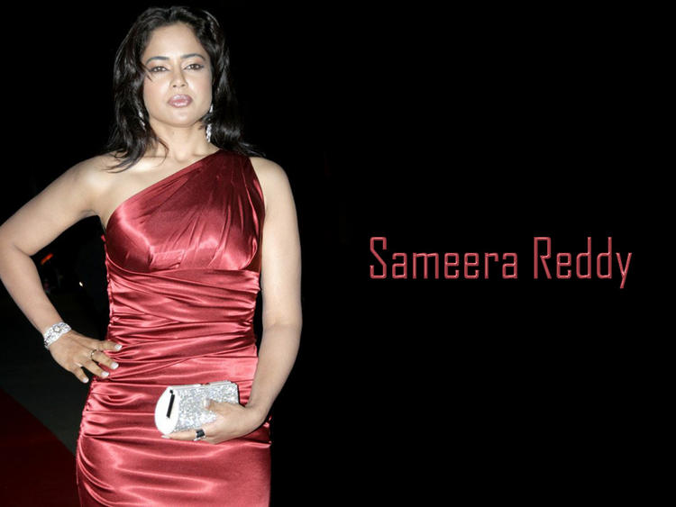 Sameera Reddy Glamour Wallpaper