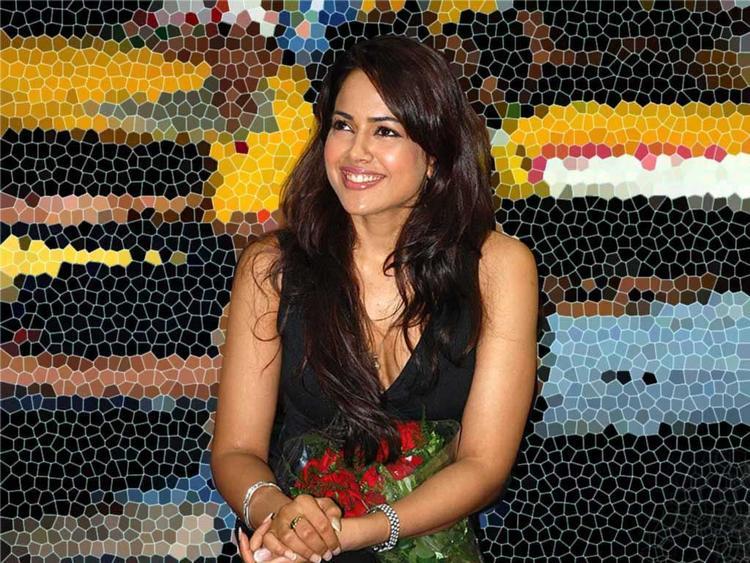 Sameera Reddy Gorgeous Smile Still