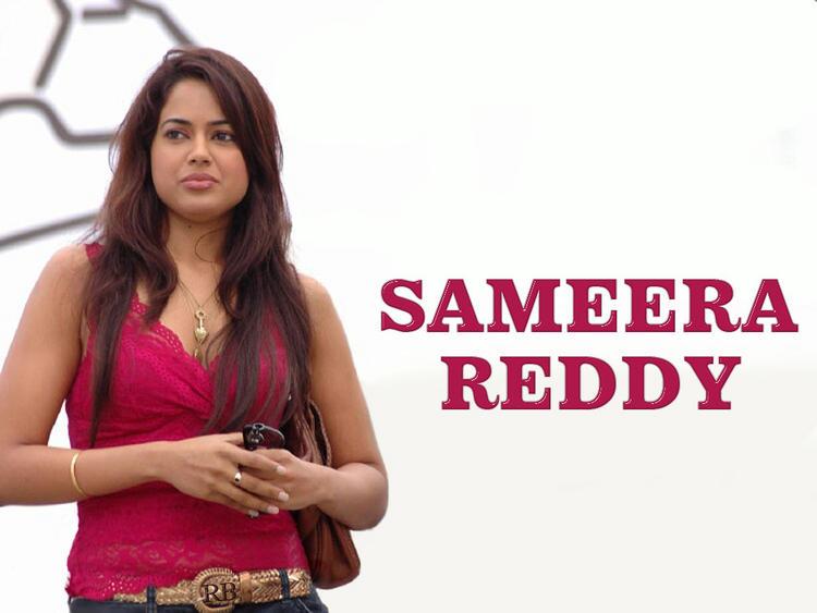 Sameera Reddy Hot Sizzling Wallpaper
