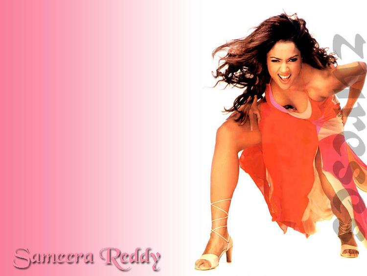 Sameera Reddy Latest Hottest Wallpaper
