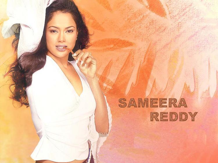 Sameera Reddy Sexiest Wallpaper