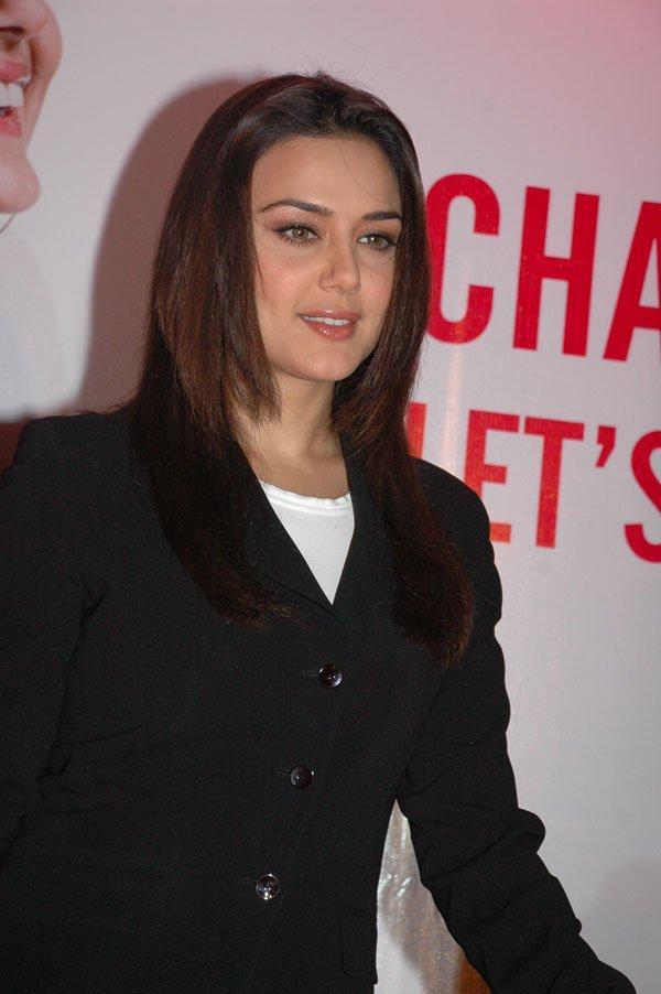 Preity Zinta Glamour Still