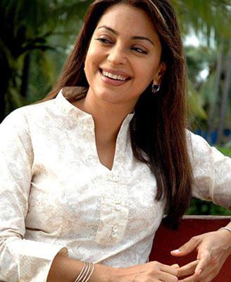 Juhi Chawla Smiling Face Still
