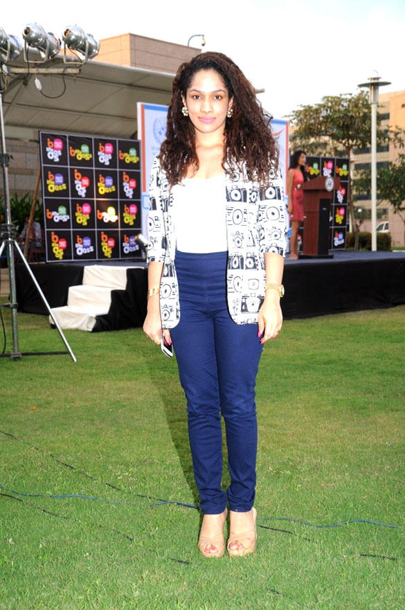Masaba at United Nations Young Changemakers Conclave