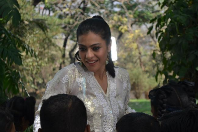 Kajol Devgan Cute Photo