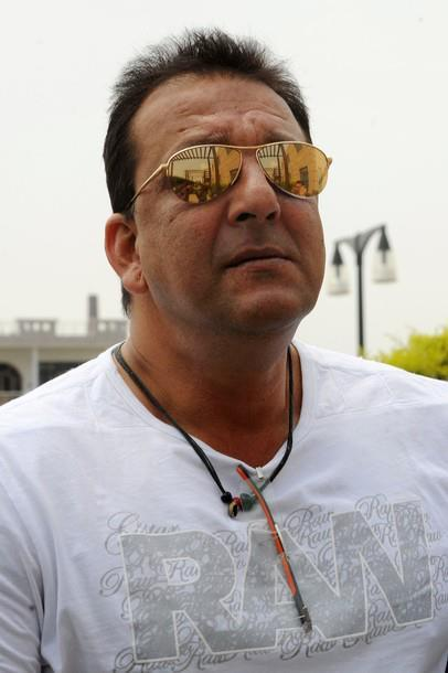 Sanjay Dutt at a Press Conference at Radisson Hotel in Amritsar