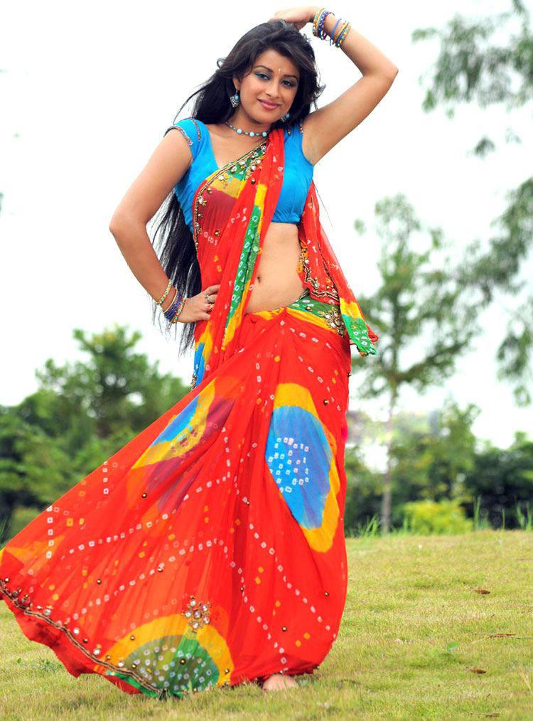 Madhurima Hot Saree Photo Shoot