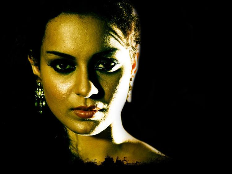 Kangana Ranaut Latest Glamour Face Still