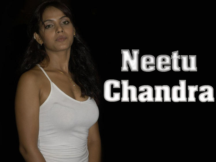 Neetu Chandra Cute Close Up Pic Wallpaper