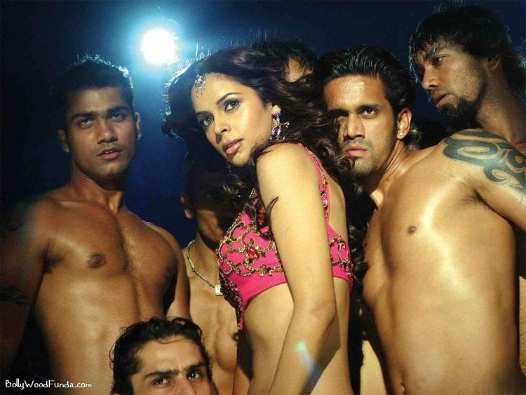 Item Girl Mallika Sherawat Dance Still