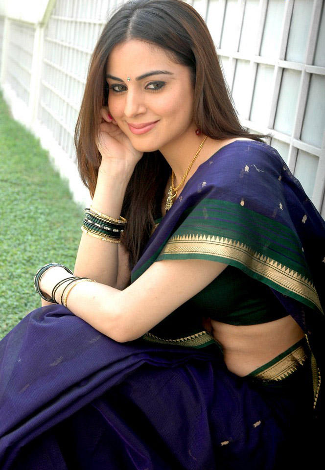 Shraddha Arya Beauty Still In Saree