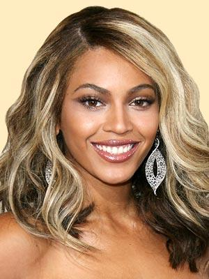 Beyonce Knowles Beauty Smile Pic