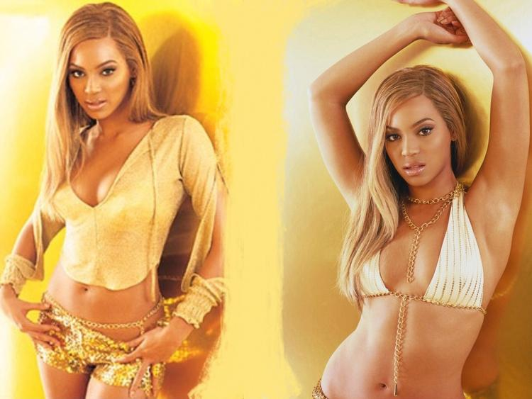 Beyonce Knowles Latest Hot Sexy Still