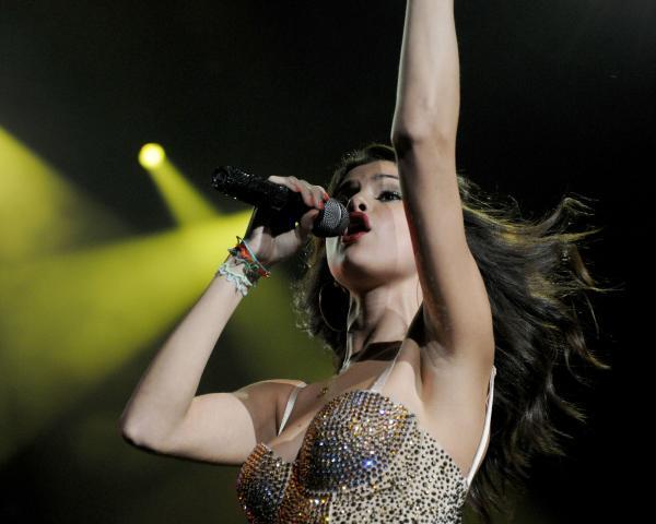 Selena Gomez Rocking Still