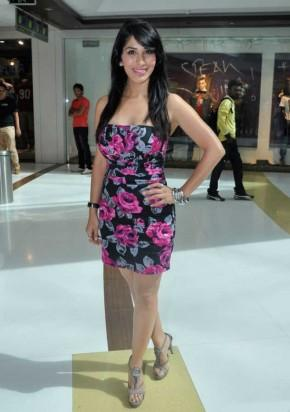 Sophie Chaudhary Beauty Smile Photo