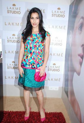 Sophie Choudhary at Lakme Fashion Week