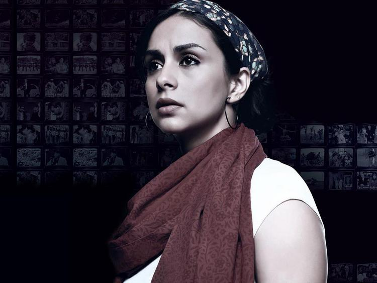 Gul Panag Hot Face Wallpaper