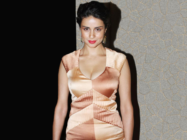 Gul Panag Red Lips Hot Still