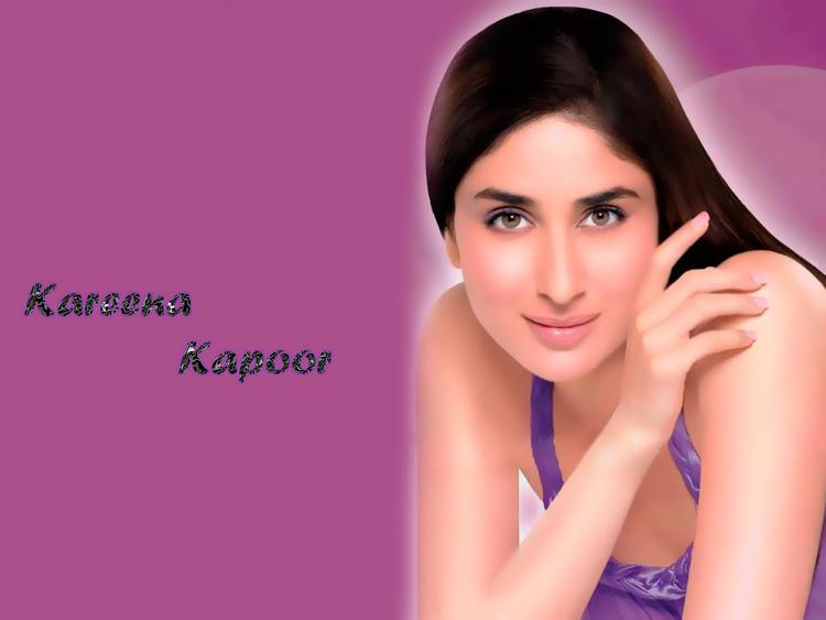 Kareena Kapoor Beauty Face Wallpaper