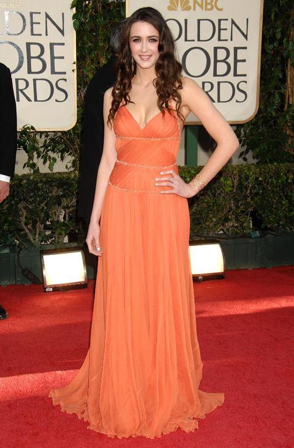 Madeline Zima Amazing Gown Photo
