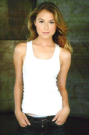 Alexa Vega White Dress Photo