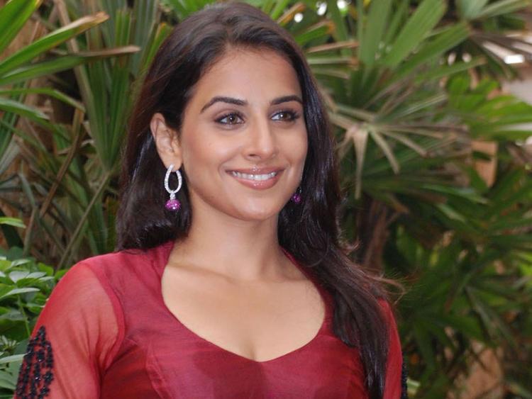Vidya Balan Beauty Smile Still