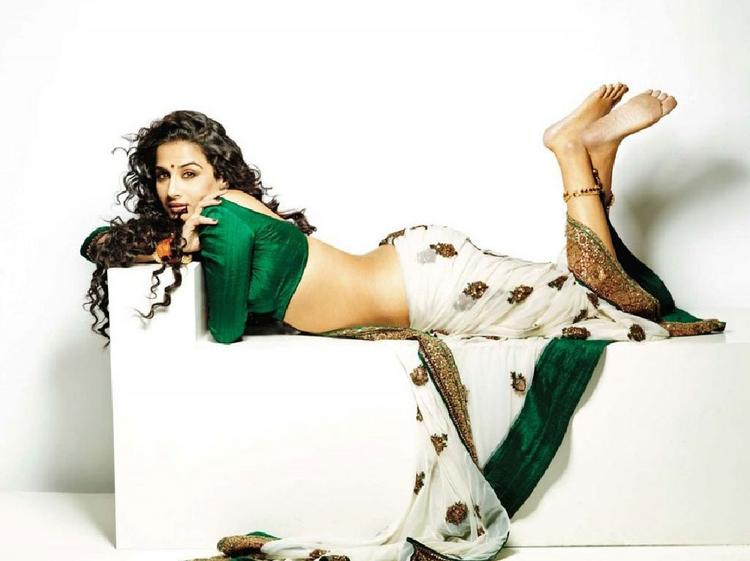 Vidya Balan Spicy Look Photo Shoot