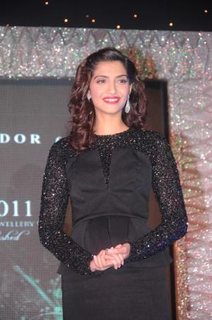Sonam Kapoor Announced The Brand Ambassador of IIJW