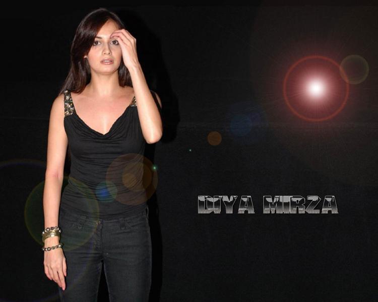 Diya Mirza Glamour Still