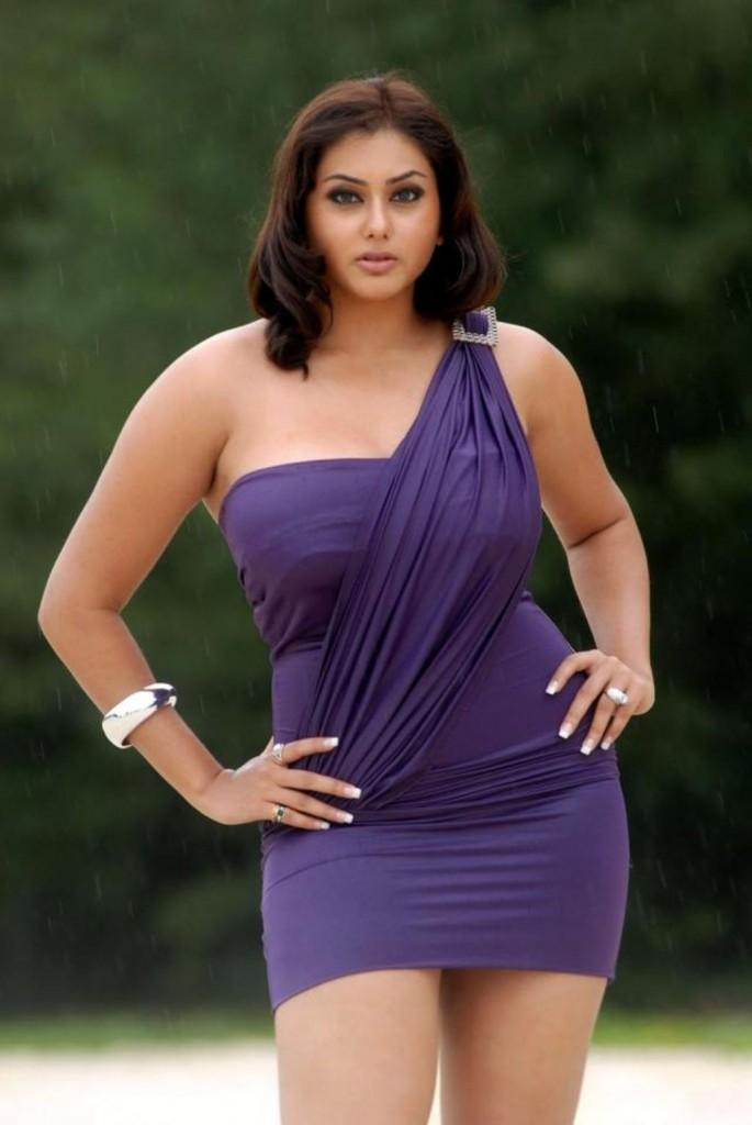 Namitha Hot Sexy Outfit Still
