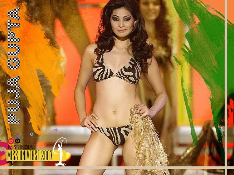 Puja Gupta Hot Sexy Still