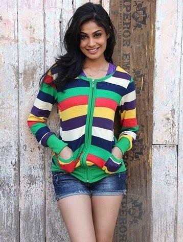 Puja Gupta Mini Dress Sexy Still