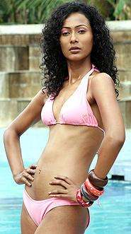 Bikini Babe Ushoshi Sengupta Photo