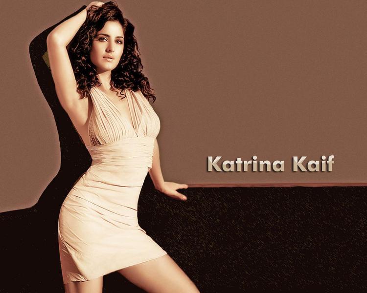 Katrina Kaif Spicy Pose Wallpaper