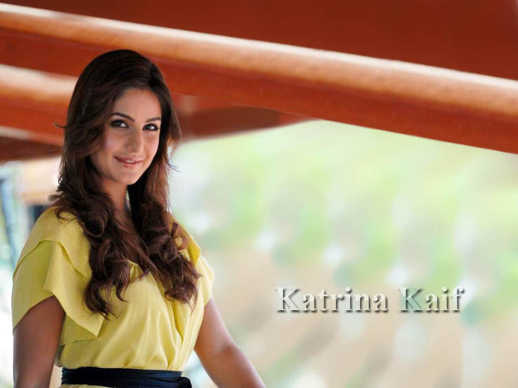 Katrina Kaif Sweet Look Wallpaper