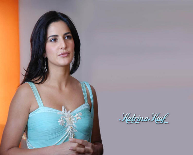 Stunning Beauty Katrina Kaif Wallpaper