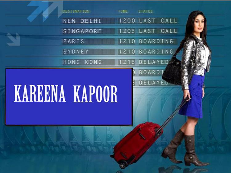 Bolly Beauty Kareena Kapoor