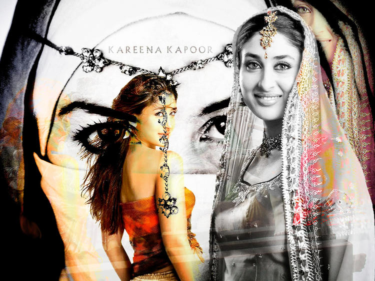 Kareena Kapoor Bridal Look Wallpaper