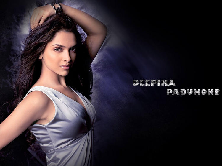 Bolly Beauty Deepika Padukone Wallpaper