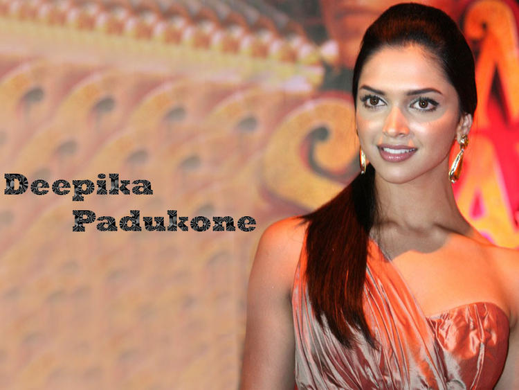 Deepika Padukone Beauty Face Look Wallpaper